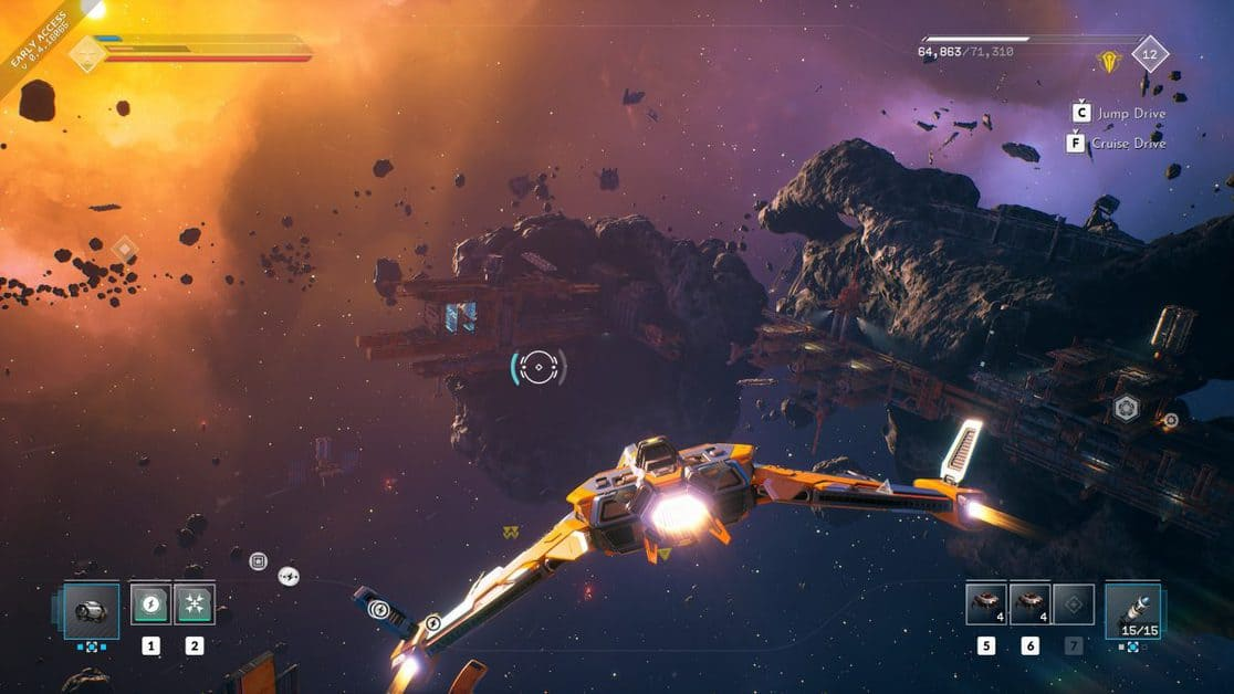 Everspace 2 Factions Guide