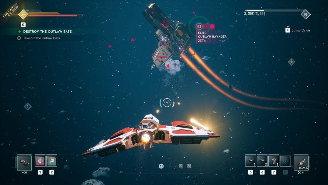 Everspace 2 Tips