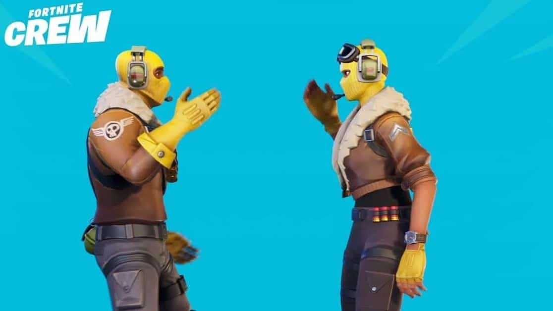 How to Get the Exclusive Fortnite Crew Emote