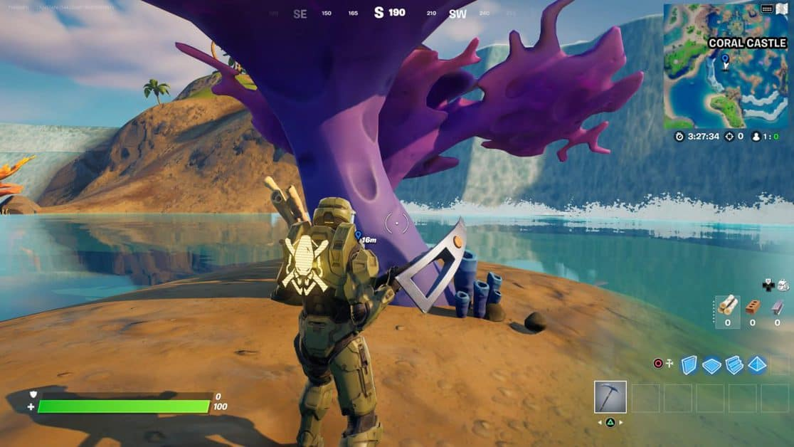Fortnite Chapter 2 Season 5 Week 6 Challenges Guide