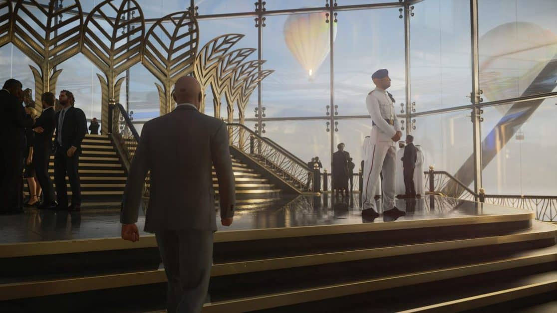 Hitman 3 Dubai Shortcuts Locations