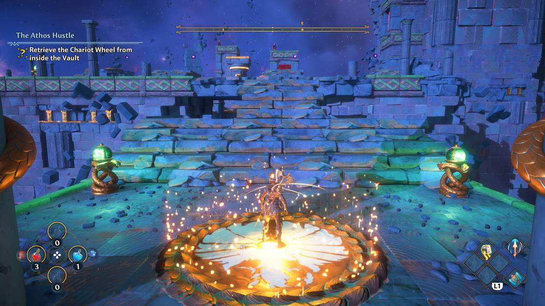 Immortals Fenyx Rising A Tale of Fire and Lightning Walkthrough