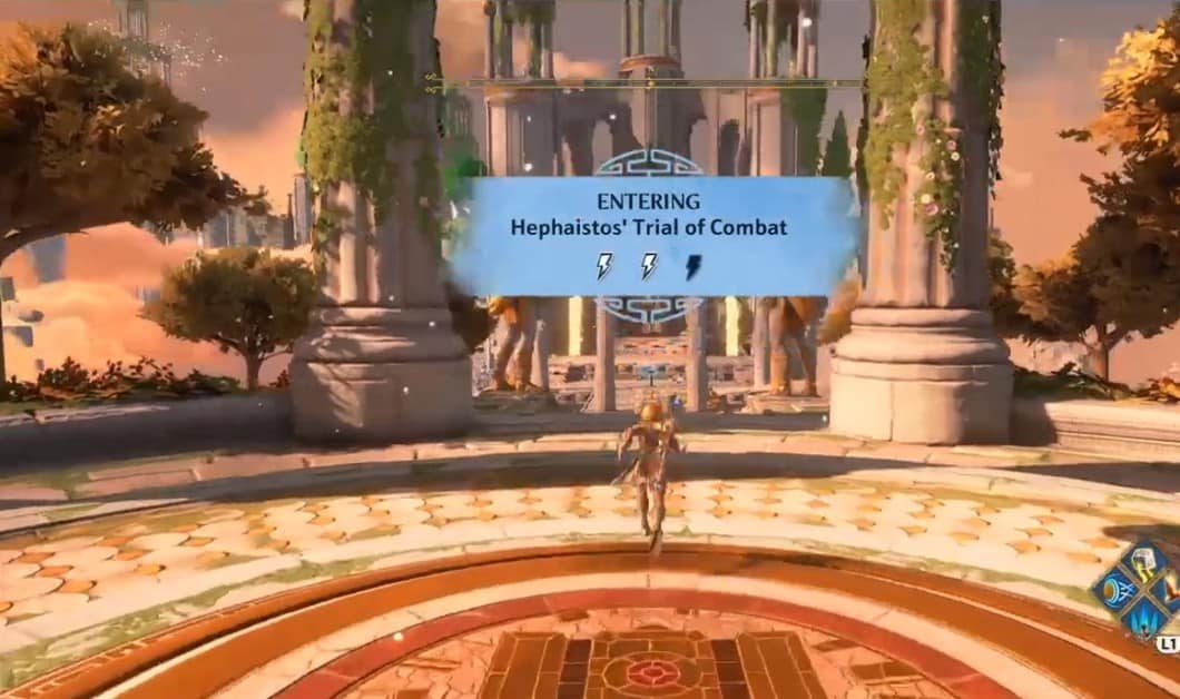 Immortals Fenyx Rising Hephaistos's Trial of Combat Guide