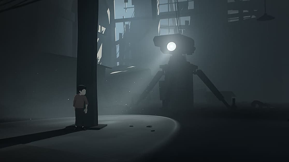 Playdead Teases New Third-Person Open World Game With Monochrome Artworks