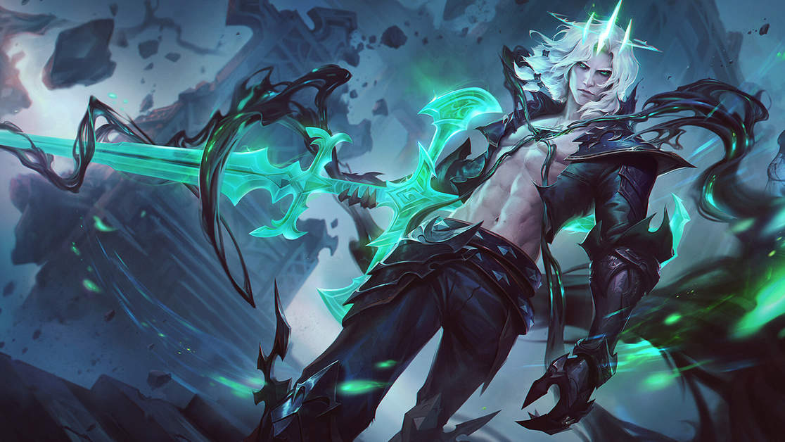 League Of Legends Gets The Ruined King This Month