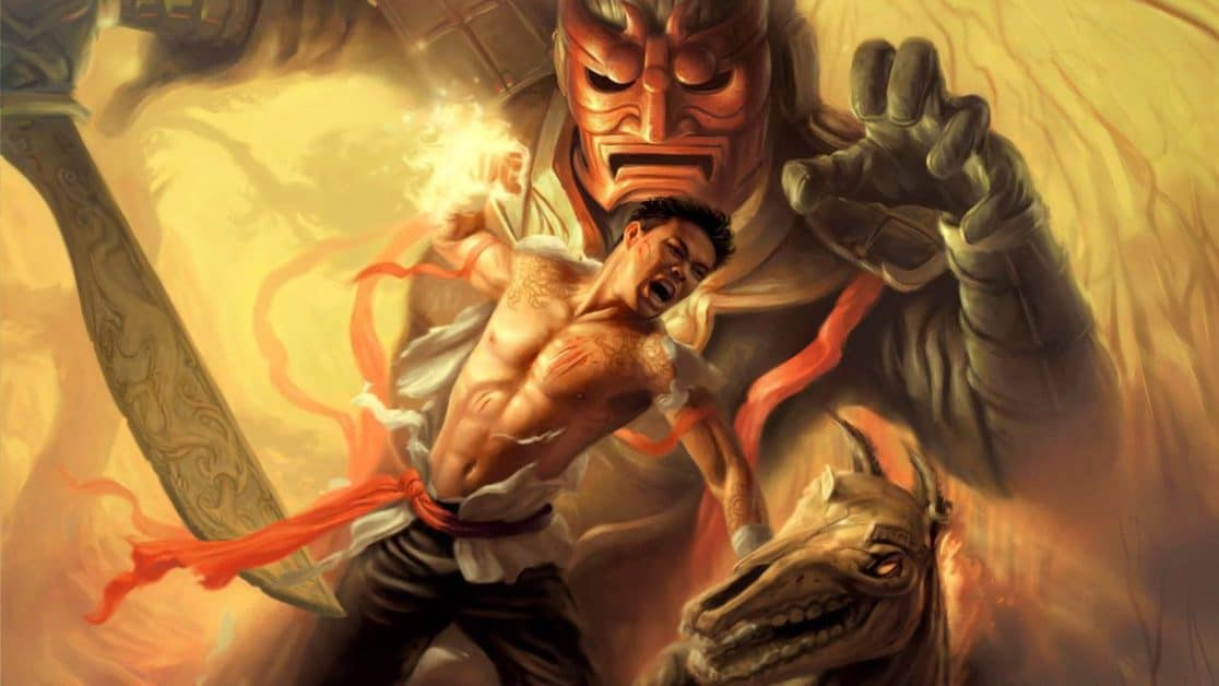 BioWare Dev Shows Off Jade Empire 2 Concept Art From Cancelled Game