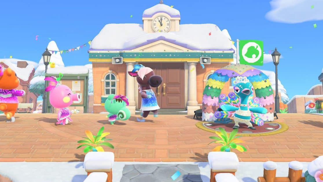 Animal Crossing New Horizons Festivale Event Guide