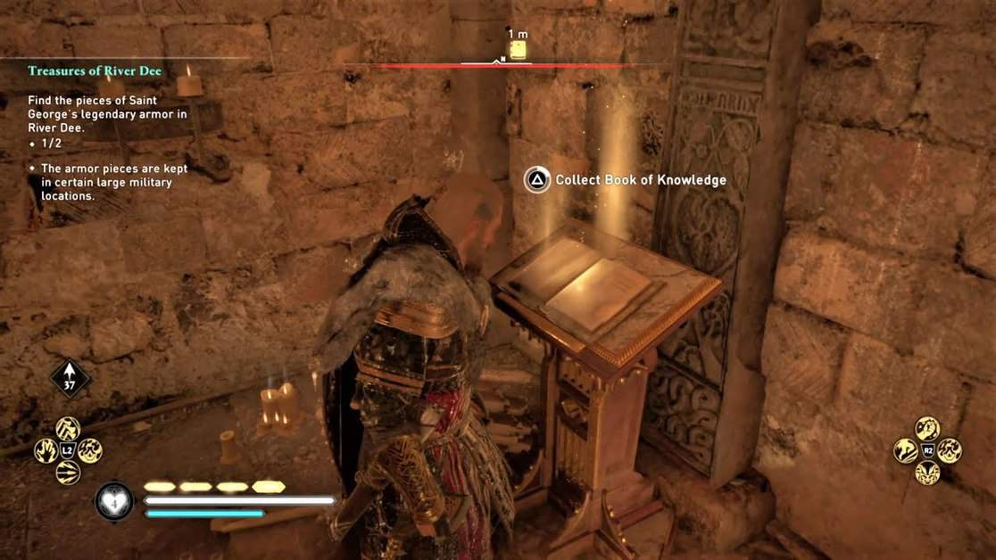Assassin's Creed Valhalla River Raid Book of Knowledge Locations