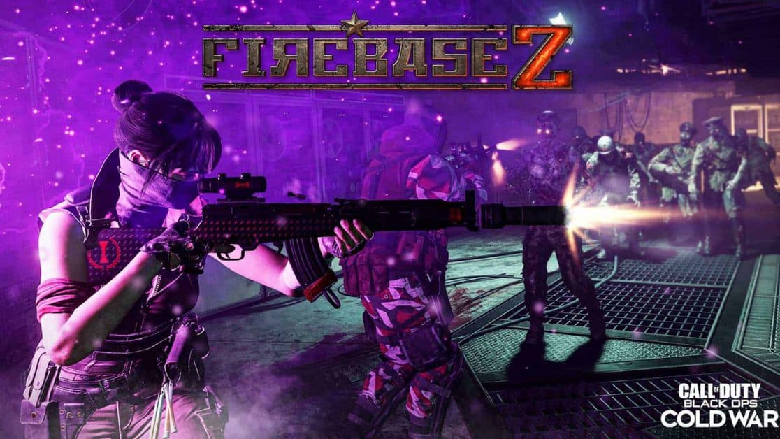 Black Ops Cold War Zombies Firebase Z Tips