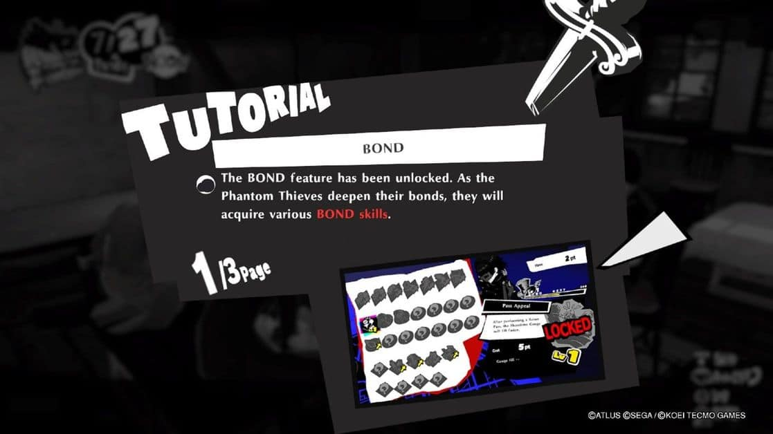 How to Increase Bond Levels in Persona 5 Strikers