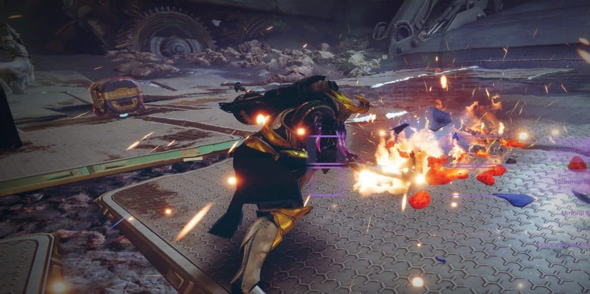 Destiny 2 Season of the Chosen Cabal Gold Farming