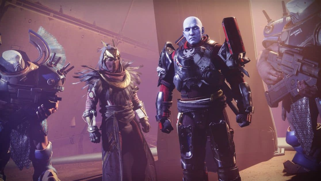 Destiny 2 Season of the Chosen Aspects