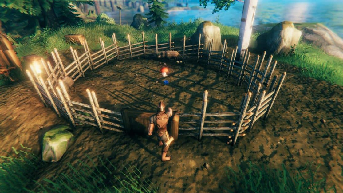 How to Get Unlimited Leather in Valheim