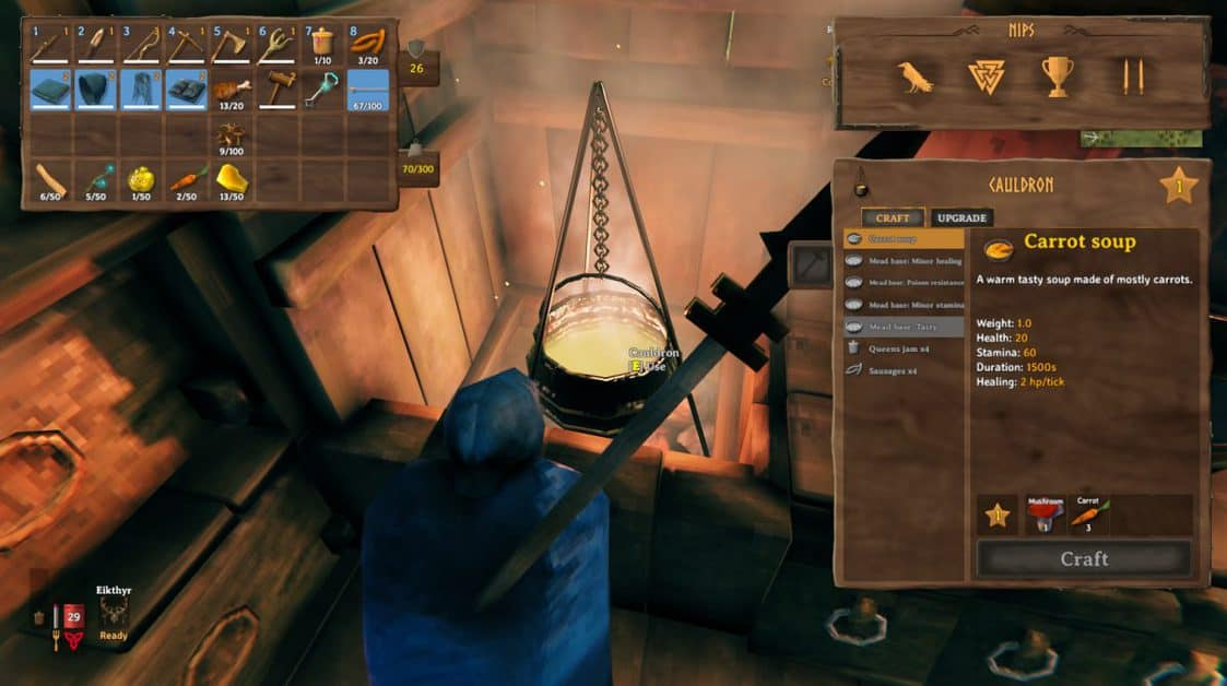 How to Make Mead in Valheim