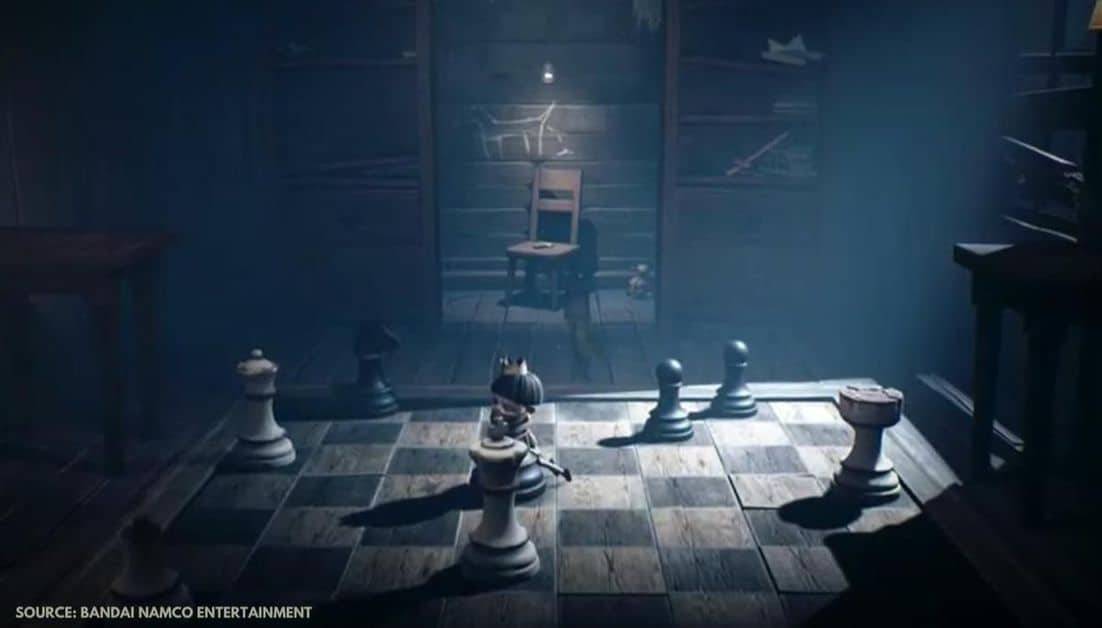 Little Nightmares 2 Chess Board Puzzle Guide