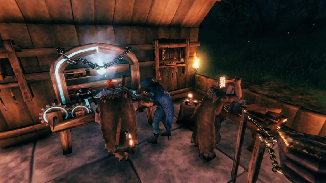 How to Make the Artisan Table in Valheim
