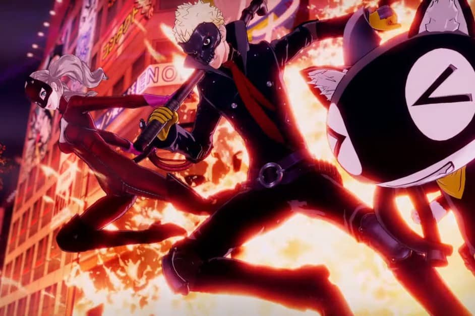 Persona 5 Strikers Best Weapons Guide
