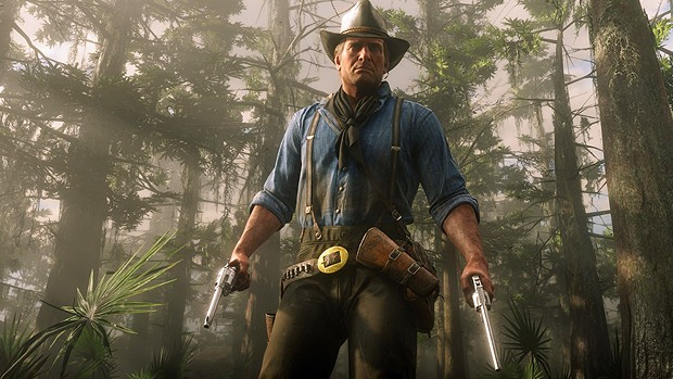Red Dead Redemption 2 Will Be Part Of A New History Course At Tennessee University