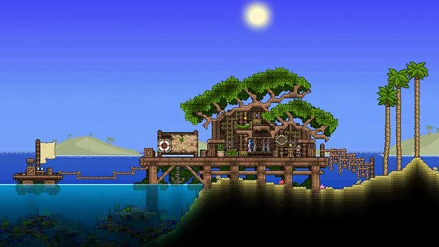 Terraria Co-Creator Cancels Stadia Port After Getting Blocked By Google