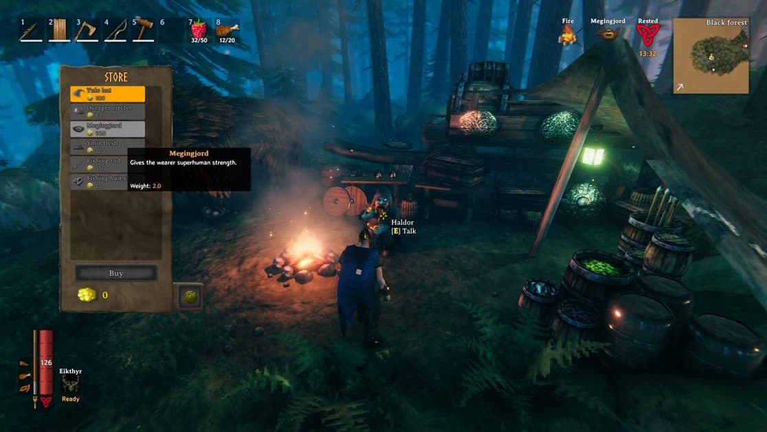 Valheim Merchant Locations Guide