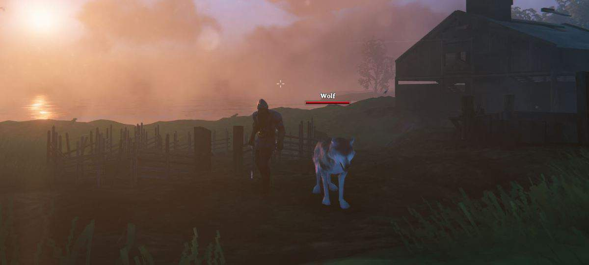 Valheim Taming Wolves and Boars