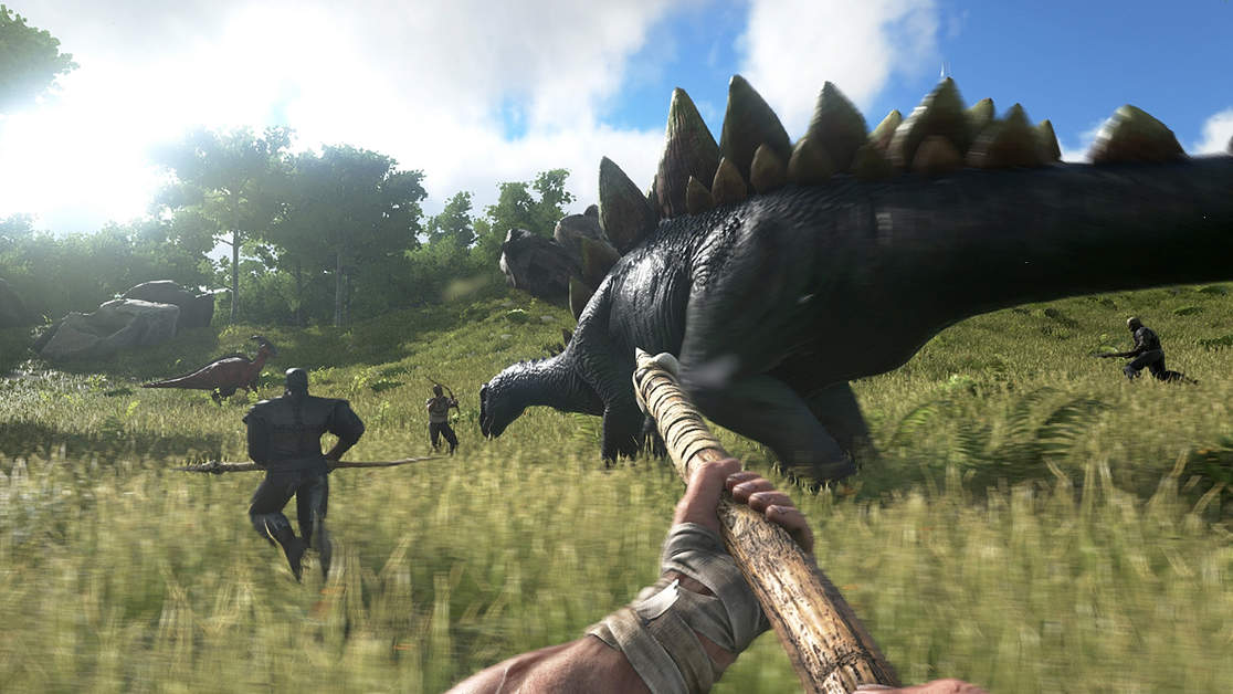 Dododex Can Now Compare Dinos In Ark: Survival Evolved