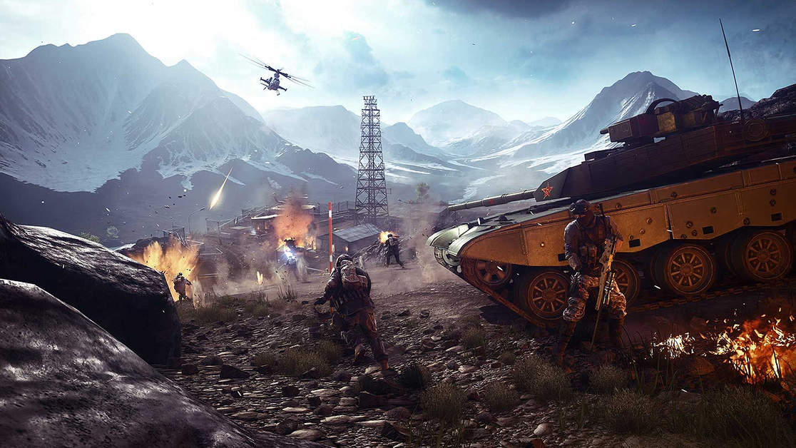 New Battlefield 6 Leak Claims Bad Company Destruction, Battle Royale, Mashup Of Past Games