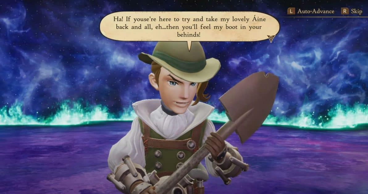 Bravely Default 2 Glenn Boss Guide