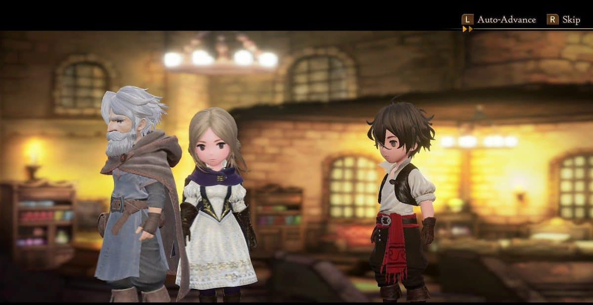 Bravely Default 2 Outlaws Hideout Walkthrough