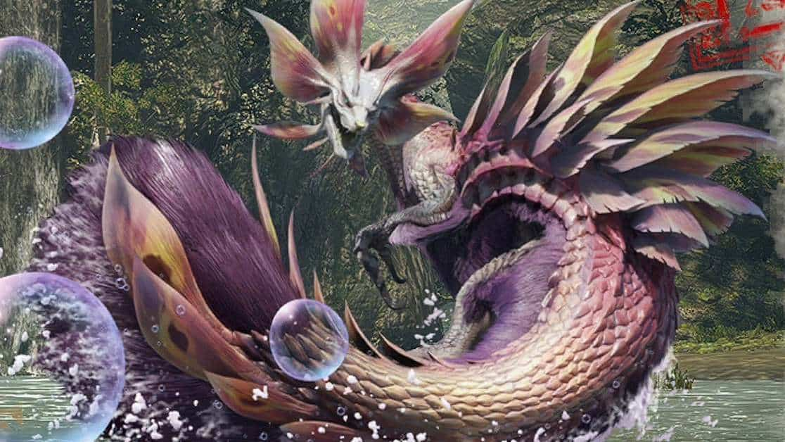 How to Defeat Mizutsune in Monster Hunter Rise