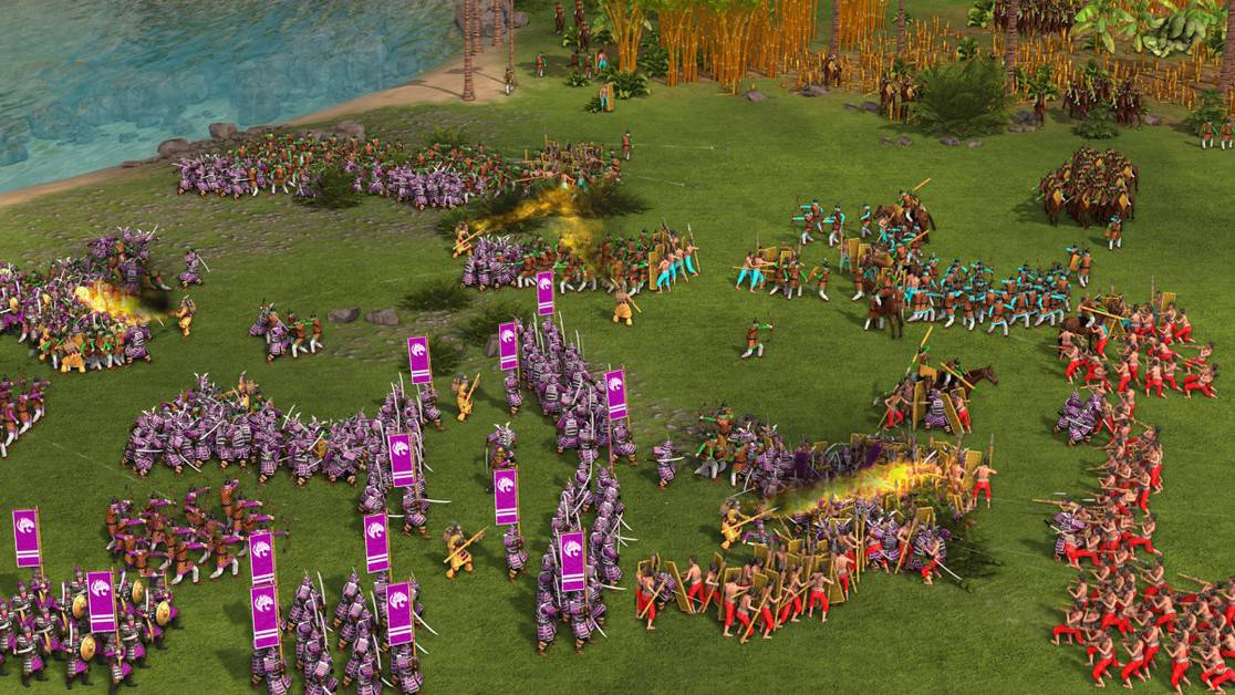 How to Improve Popularity in Stronghold: Warlords