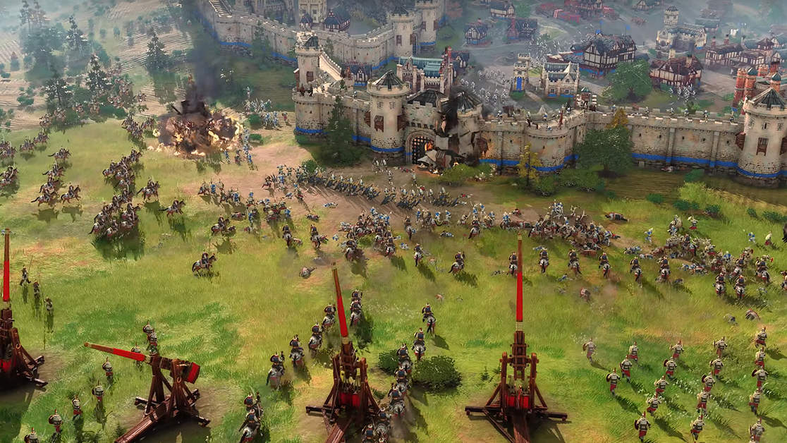 Crunch Has Never Happened At Relic Entertainment, Age of Empires 4 Dev