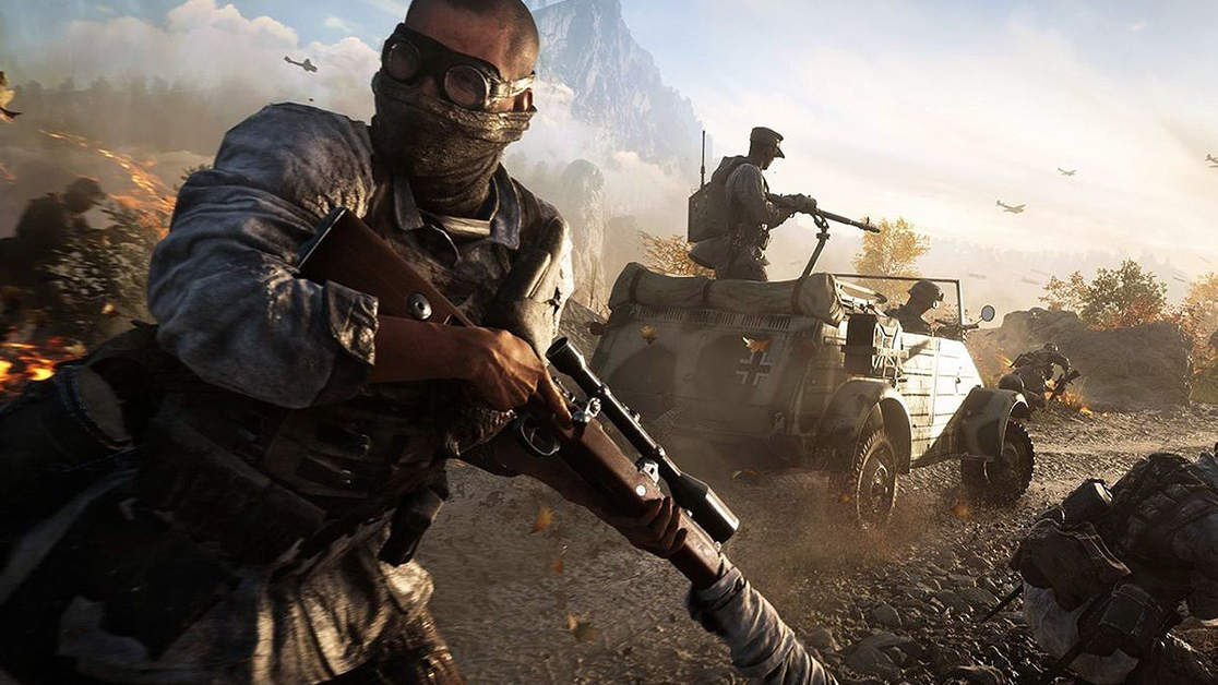 Battlefield 6 Reveal Trailer Will Show Off 128-Player Desert Island Map, Says Leaker