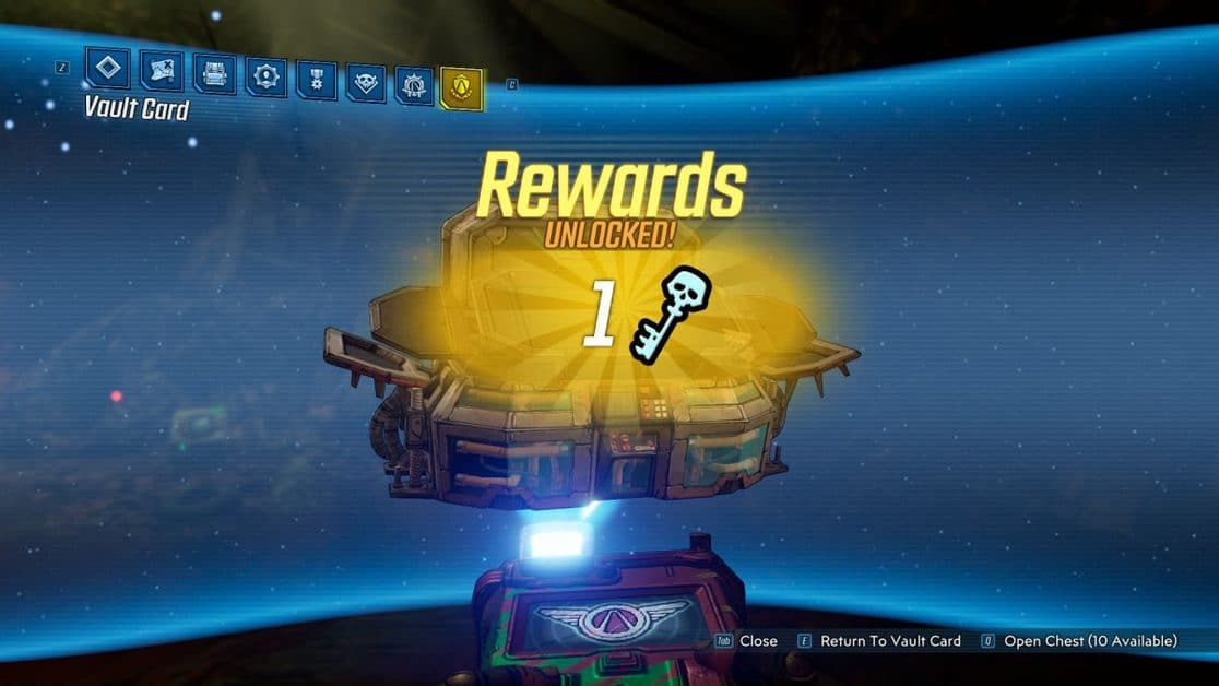 How to Get Diamond Keys in Borderlands 3