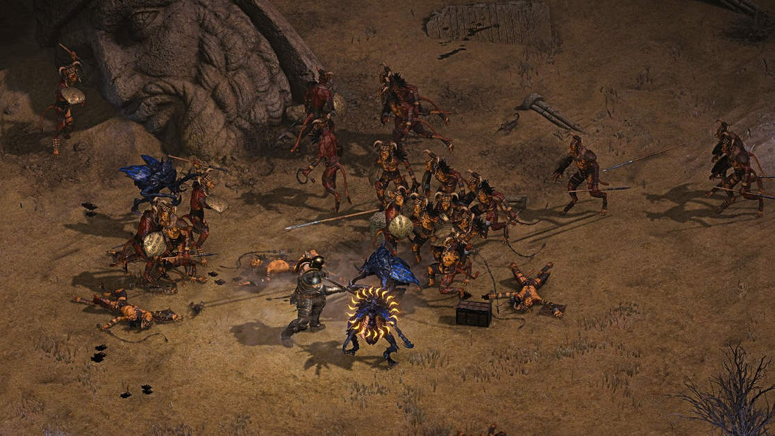 "Item Duping Will Be ""Actively Monitored"" For Diablo 2: Resurrected"