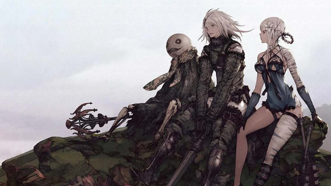 NieR Replicant Act 1 The Forest of Myth Walkthrough