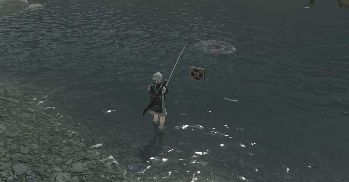 NieR Replicant Fishing Guide