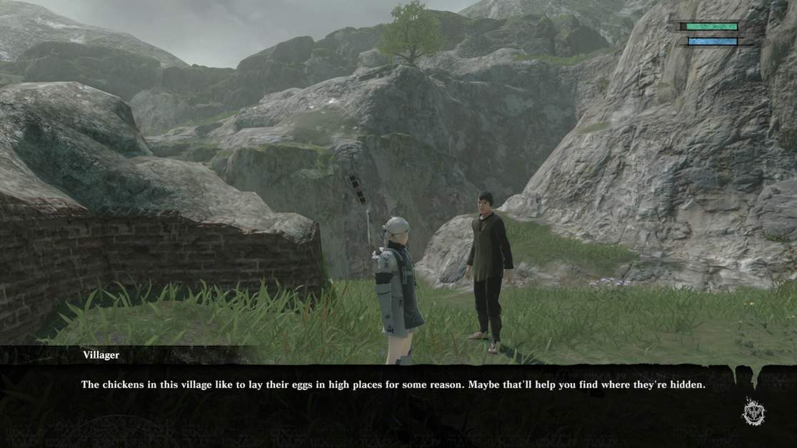 NieR Replicant The Village Side Quests Guide