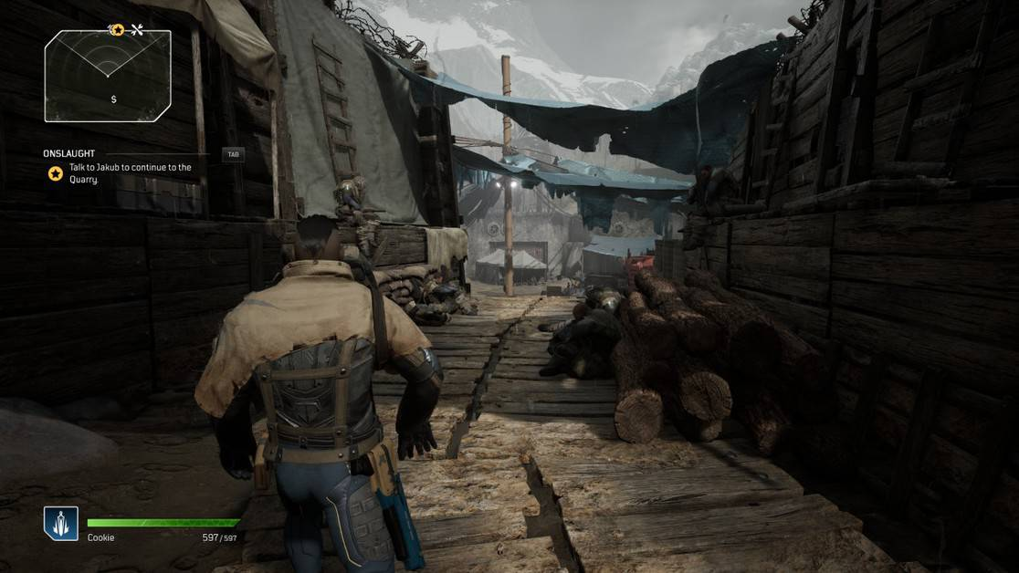 Outriders Deadrock Pass Iron Ore Locations Guide