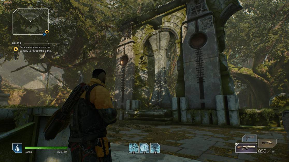 Outriders Ancient Ruins Chest Locations Guide