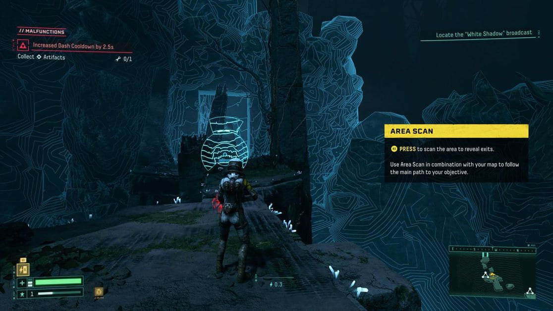 Returnal Artifacts Locations