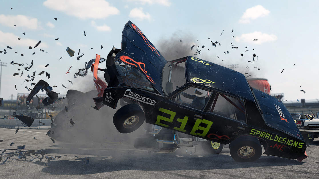 Interview: Wreckfest Dev Highlights PS5 Enhancements, DualSense Support, Load Times, More