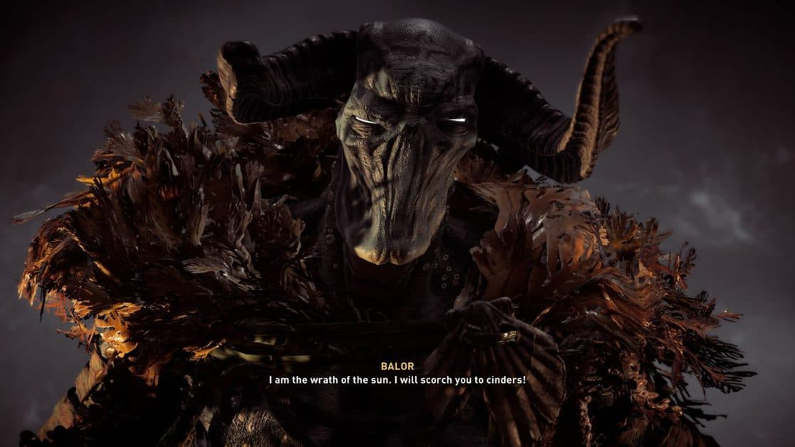 Assassin's Creed Valhalla Wrath of the Druids Balor Boss Guide