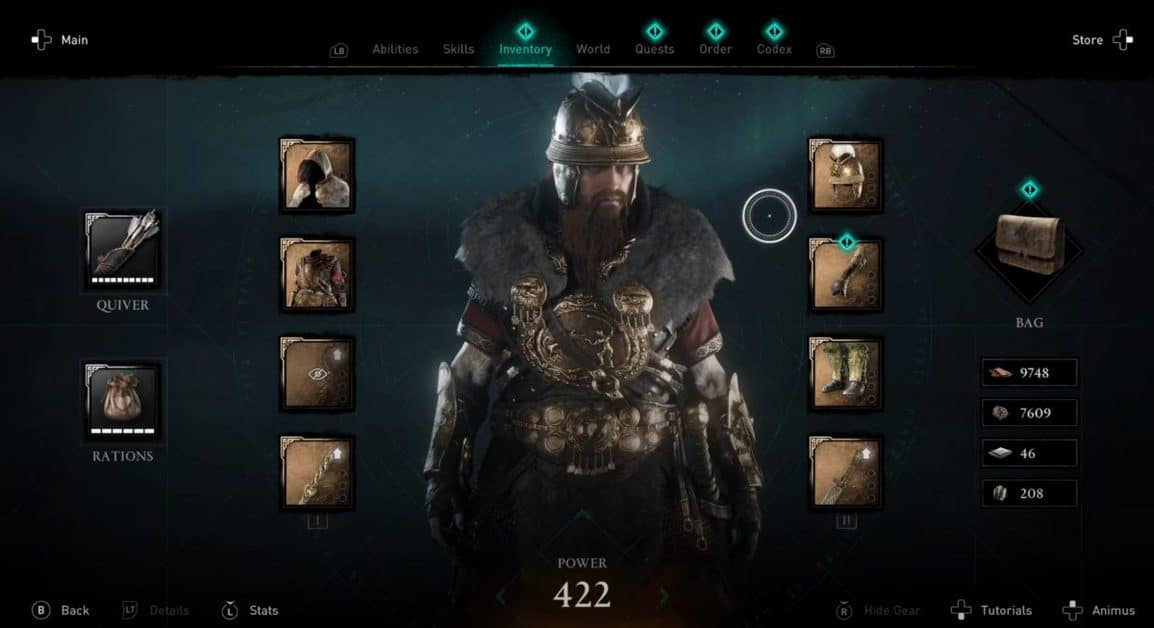 How to Get the Celtic Armor Set in Assassin's Creed Valhalla Wrath of the Druids