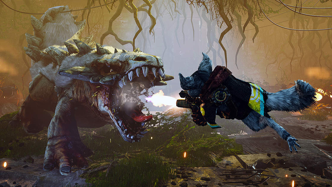 THQ Nordic Responds To Angry PS5 Owners Over Biomutant's Missing 4K Support