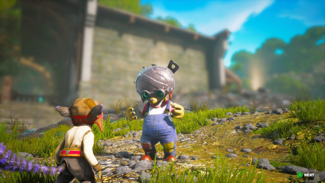 Biomutant All Characters Location