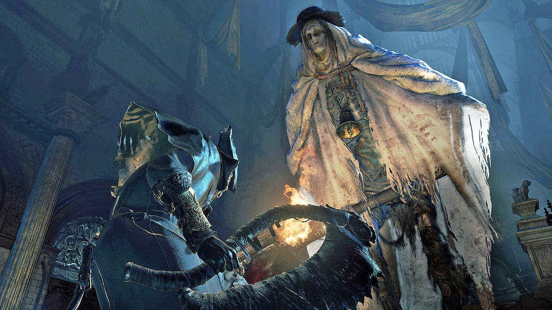 HBO Reportedly Working On Bloodborne TV Series
