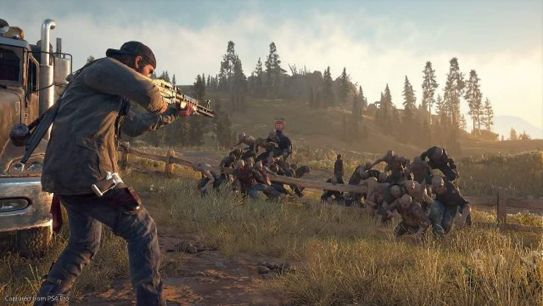 Days Gone Difficulty Settings Guide