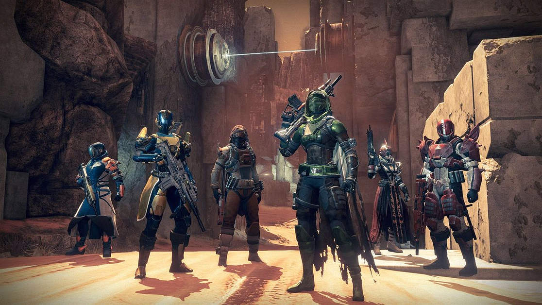 """Bungie Rumored To Working On A """"Character-Focused"""" Hero Shooter"""