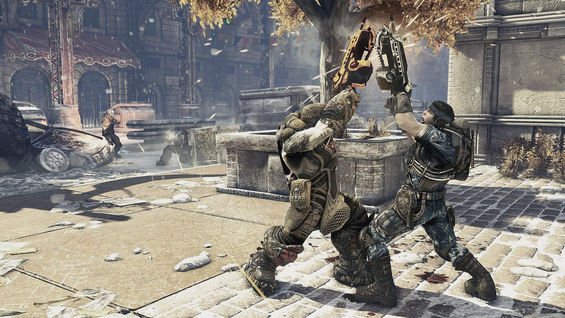 Playable Gears Of War 3 Prototype Lands On PS3
